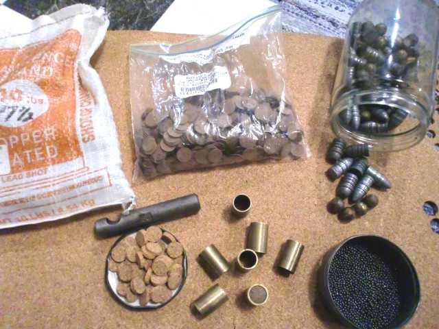 4)Крупнокалиберные со2 ружья-пушки ч.2