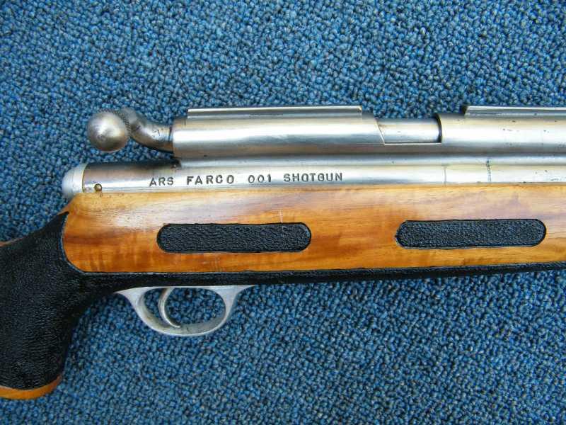 8)Крупнокалиберные со2 ружья-пушки ч.2