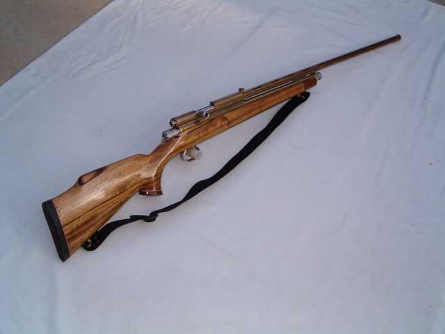 18)Крупнокалиберные со2 ружья-пушки ч.2
