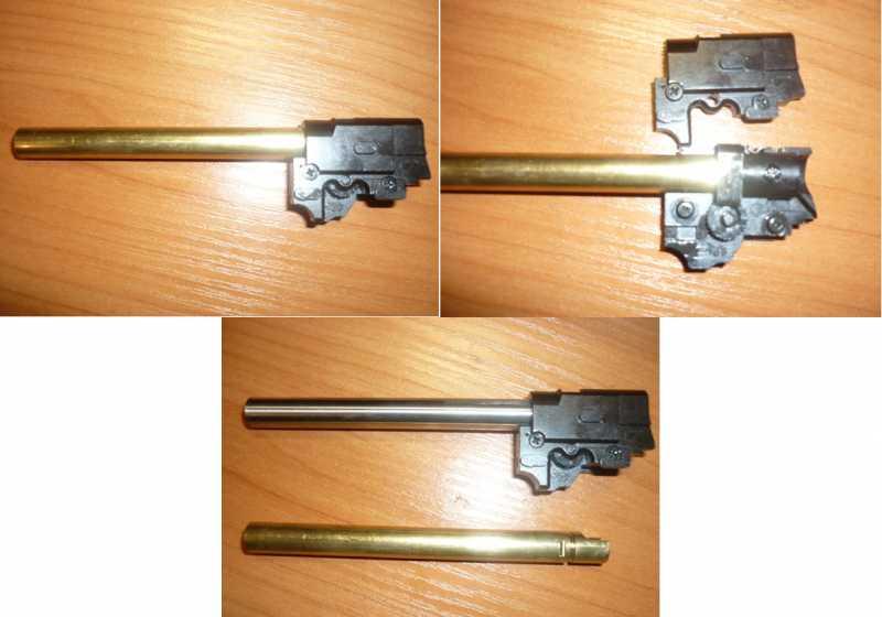 5)Обзор Airsoft пистолетов Sig Sauer P226 (ТМ и WE)