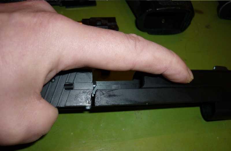 7)Обзор Airsoft пистолетов Sig Sauer P226 (ТМ и WE)