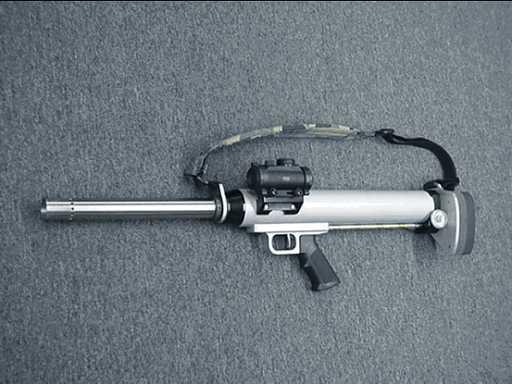 1)Крупнокалиберные со2 ружья-пушки ч.3