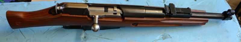 1)Gletcher M1891 ака Обрез, первый опыт