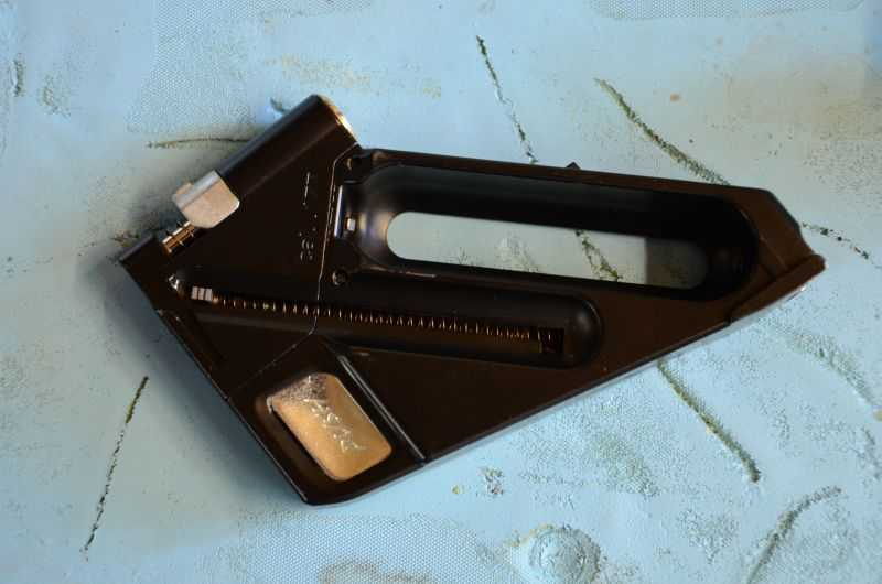 4)Gletcher M1891 ака Обрез, первый опыт