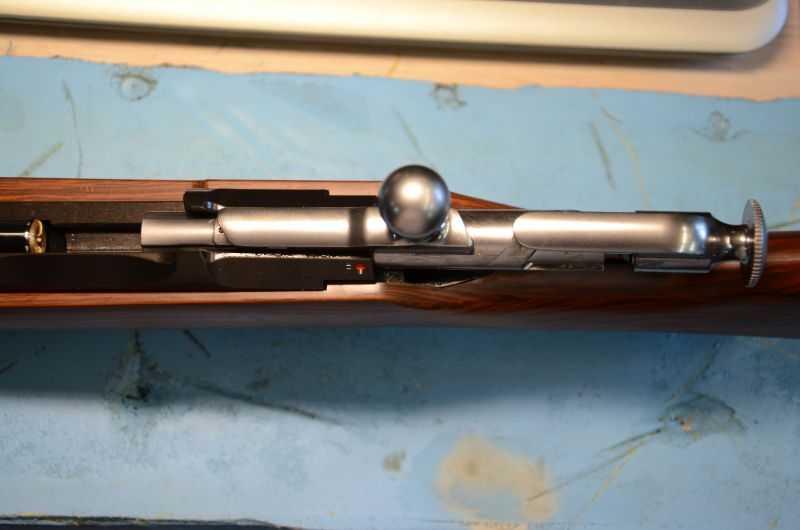 7)Gletcher M1891 ака Обрез, первый опыт