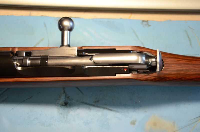 8)Gletcher M1891 ака Обрез, первый опыт
