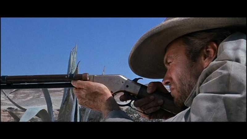 8)Crosman Marlin Cowboy.