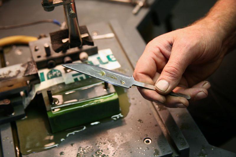 3)Ножи Helle