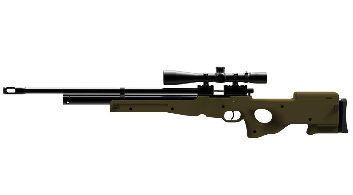 2)От чего зависит точность пневматических винтовок. Просто для начинающих