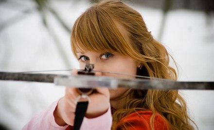 2)Охота с луком. Просто для начинающих