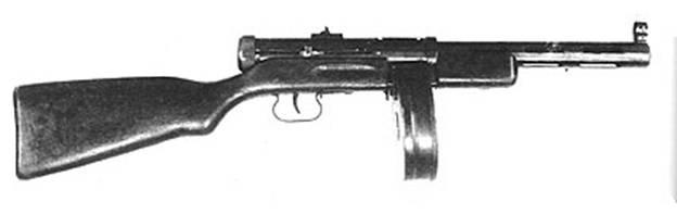 1)Пистолеты-пулеметы времён Великой Отечественной войны в киноиндустрии