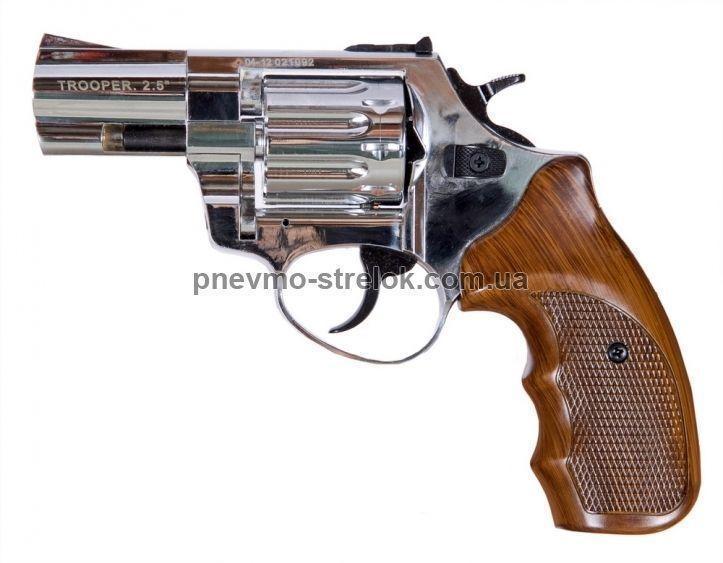 1)Обзор револьвера Флобер