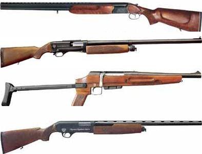 1)Изменения в правилах оборота гражданского и служебного оружия и патронов к нему на территории рф