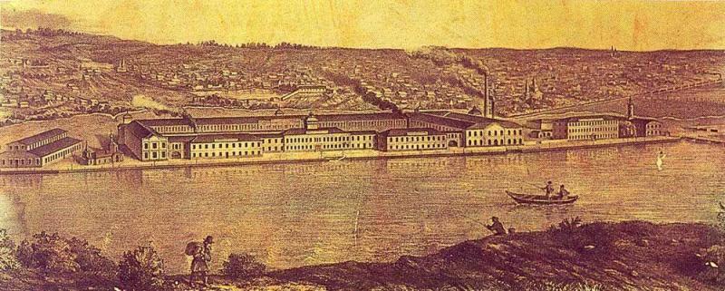 1)История Тульского оружейного завода (ТОЗ)