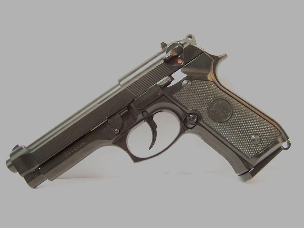 1)Beretta
