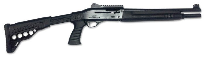 2)Ружья Iron Armi