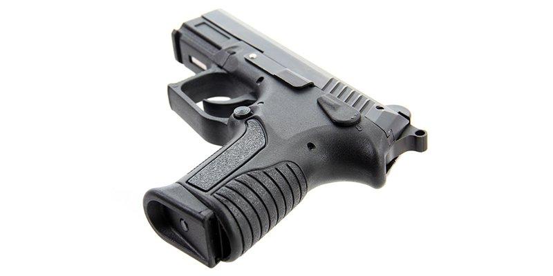 2)Травматический пистолет Grand Power Т-11 10х28 (обновлённая версия Т-12)
