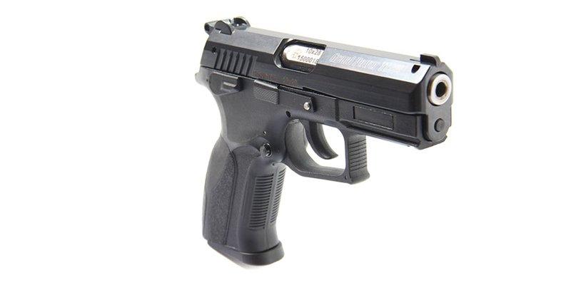 3)Травматический пистолет Grand Power Т-11 10х28 (обновлённая версия Т-12)