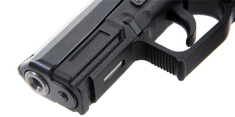 4)Травматический пистолет Grand Power Т-11 10х28 (обновлённая версия Т-12)
