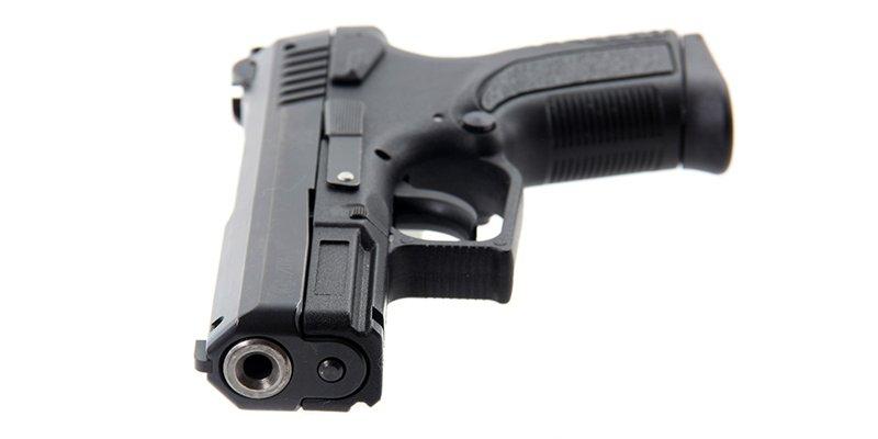 5)Травматический пистолет Grand Power Т-11 10х28 (обновлённая версия Т-12)