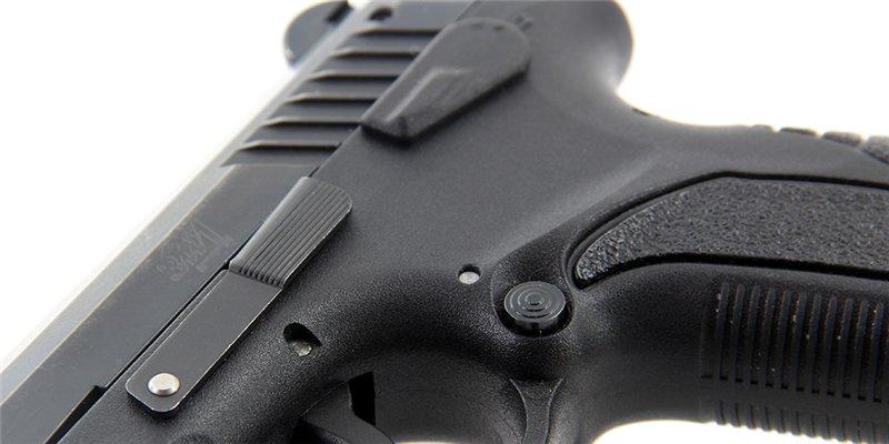 6)Травматический пистолет Grand Power Т-11 10х28 (обновлённая версия Т-12)