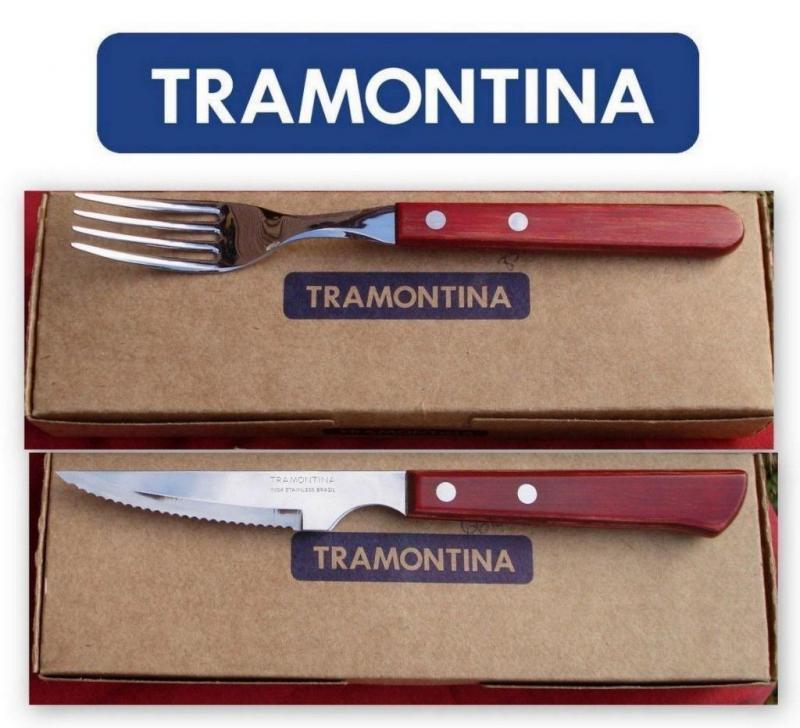 1)Ножи Трамонтина