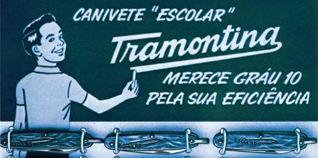 3)Ножи Трамонтина