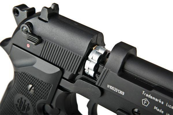 1)Флагманский пистолет Umarex - Beretta 92 FS