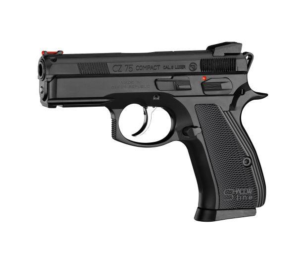 3)Обзор пневматического пистолета ASG CZ SP-01 Shadow 4,5 мм
