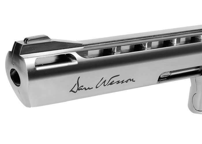 3)Пневматические револьверы ASG Dan Wesson