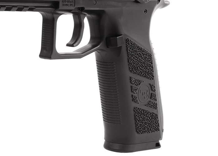 6)Пневматический пистолет ASG CZ P-09 Duty